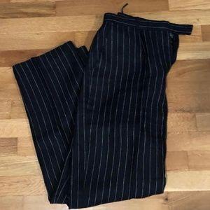 Ralph Lauren 100% Linen Dress Pant size 14